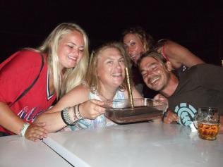 Liz, Nadia and Chris
