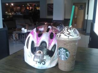 I do love a Starbucks.