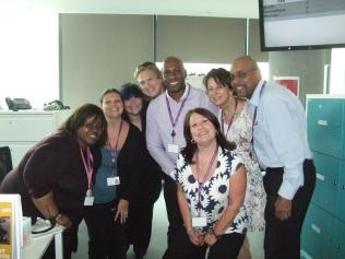Revs staff at Croydon